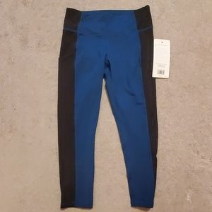 Lucy- Capri Pocket Leggings
